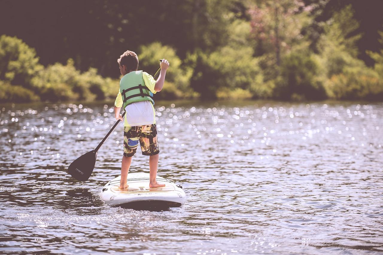 Le paddle un nouveau sport ouvert à tous