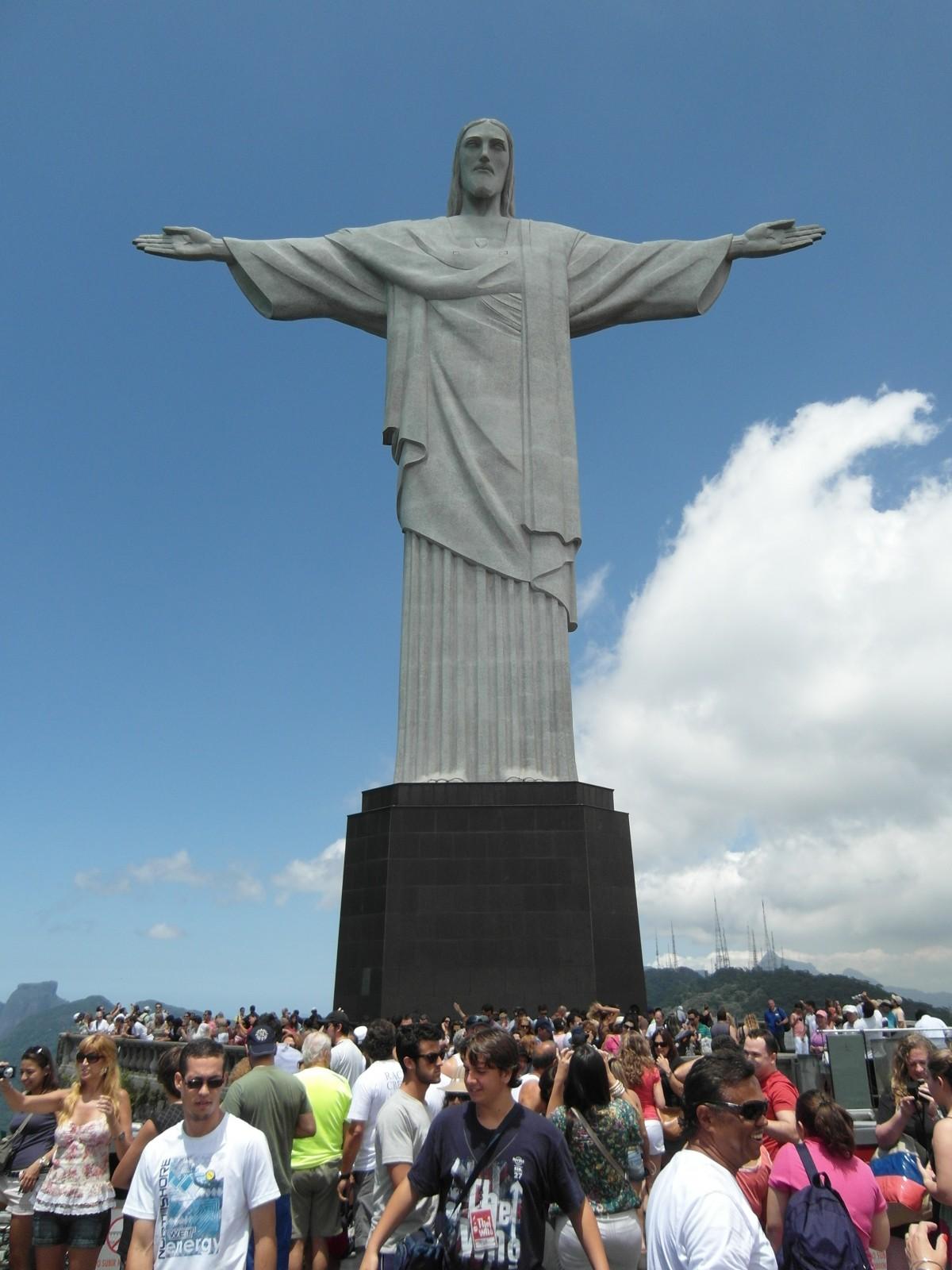 Passer un séjour au Brésil pour admirer toute une liste de monuments