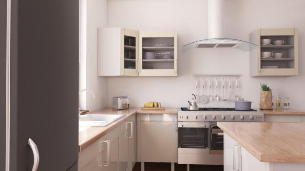 Optez pour une cuisine sur mesure bien aménagée
