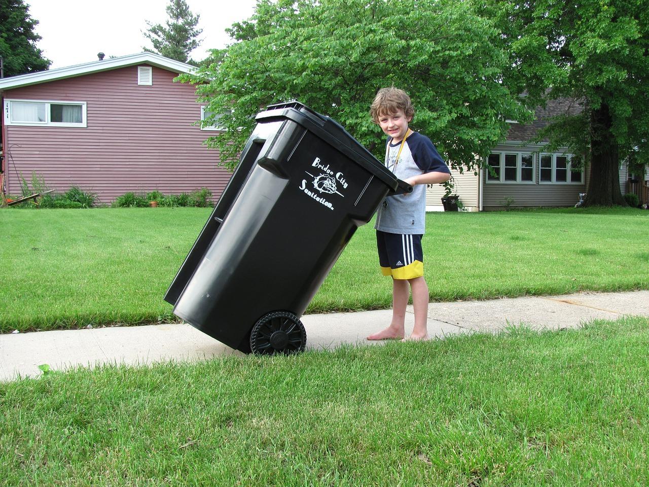 7 astuces pour bien organiser la gestion de vos déchets