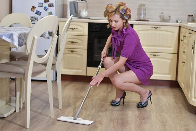 6 astuces pour garder sa maison propre
