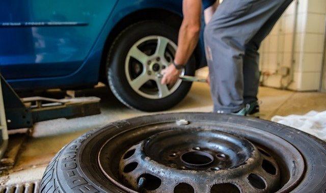 entretien pneus