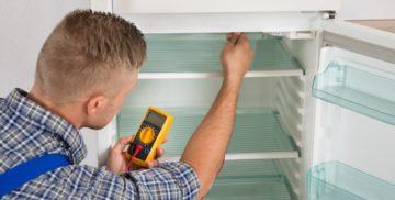 Réparateur réfrigérateur