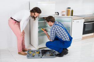 Réparateur de frigo
