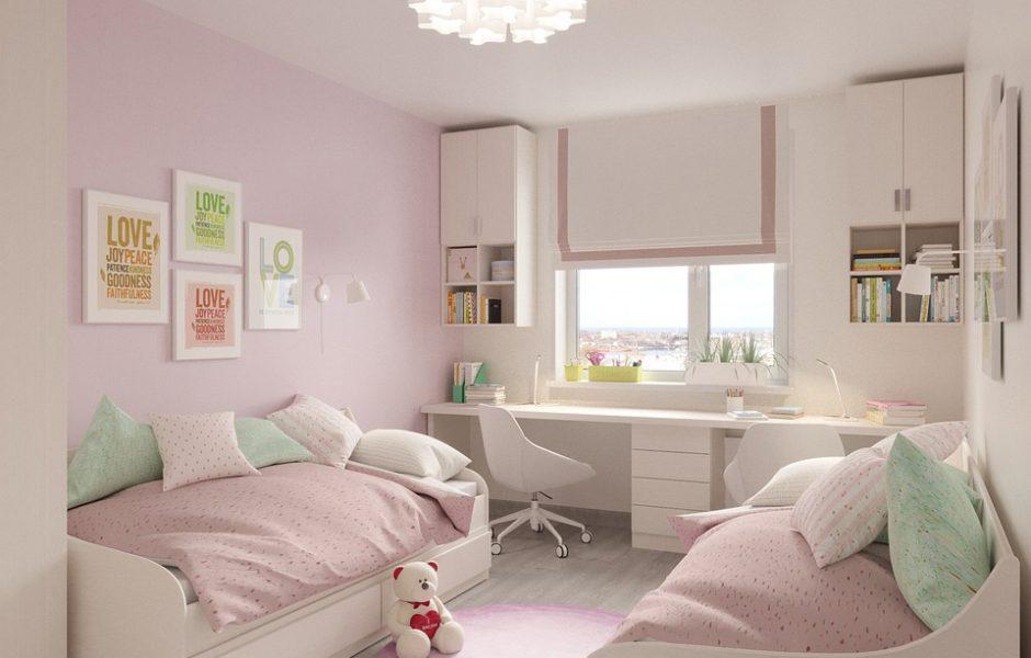 Quelques idées pour agencer une petite chambre