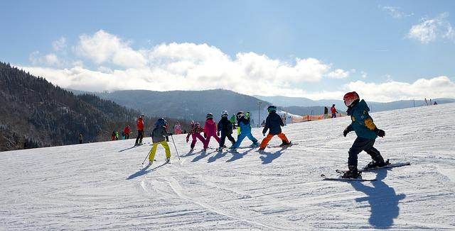 Comment organiser ses vacances en hiver ?